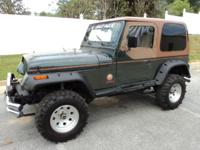 Options Included: N/ATHIS 94 WRANGLER SAHARA HAS COLD