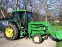1994 JOHN DEERE 6200, Engine: 70Hp, Diesel fuel, 6000