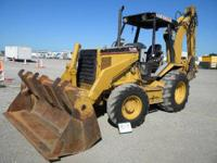 1994 JOHN DEERE 710D TURBO 4X4 BACKHOE LOADER GP