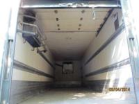 Up for sale is a 1994 Kidron Pup Pintle Reefer Trailer.