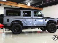 "LAND ROVER DEFENDER 110 LIMITED ""ADVENTURE EDTION"""
