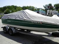 Description SALE PENDING THIS 21' CUDDY HAS A SUPER