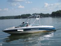 This 1994 Master Craft Maristar VRS is in pristine