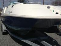 1994 Maxum Deckboat 1994 Maxum 2300 XD Deckboat, 2006