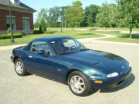 Options Included: CD, Power Windows, Cruise Control,