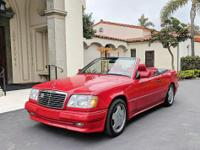 1994 Mercedes-Benz 320CE factory-built Sportline/AMG