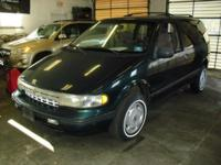Options Included: Alloy Wheels, AM/FM, Cassette, Air