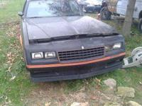 complete all original car. rough but driveable and