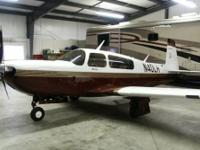 1994 Mooney M20M TLS/BRAVO N40LH S/N 27-0178 TOTAL