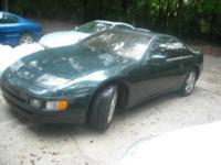 1994 Nissan 300zx n/a 139,xxx miles 5-speed, 6cyl.-3.0,