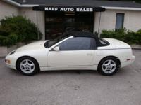 Options Included: N/A1994 Nissan 300ZX Convertible -