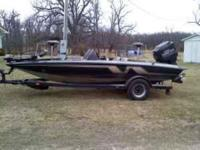 Description FINANCING AVAILABLE!! 1994 Nitro Boat 2000