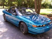 Beautiful 94 Olds Cutlass Convertable. 3.4L, with 91k