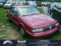 Options Included: Air Conditioning, Drivers Air Bag,