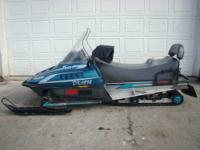 Hi there, I have for sale a very nice 1994 Polaris Indy