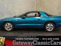 Stock #581-TPA 1994 Pontiac Firebird  $12,995 Engine: