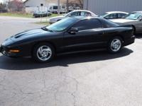 Options Included: N/AThis 1994 Pontiac Firebird is