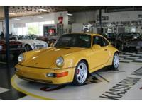 Stunning 1994 Porsche 911 Turbo 3.6 Very Low Miles