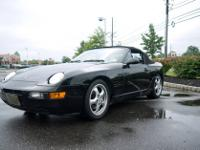 1994 Porsche 968 Cabriolet Few cars can offer the