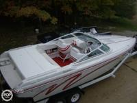 1994 Powerquest 270 Laser is ready for enjoyable in the