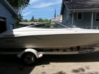 I have a 1994 Regal Valanti 202SE For sale it is stern