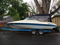1994 Reinell 2400 RXL. One owner boat purchased in