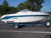1994 Rinker 202 Festiva, 21 Ft. 190 HP 4.3 L