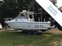 1994 Robalo 2660 Express Cuddy Cabin, POWER: Twin 2002
