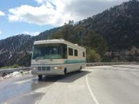 Hi nice 1994 dolphin Rv 34 ft plates current This ad