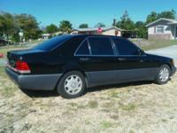 1994 S500 Mercedes Benz for sale Vehicle is in good