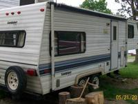 1994 sandpiper 5th wheel by cobra. 24 footer 5th wheel