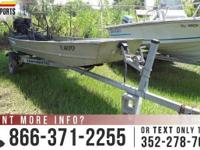1994 Sea Nymph Jon Boat. Exterior Color: Eco-friendly.