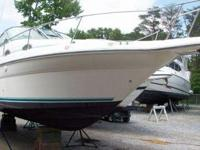1994 Sea Ray 270 Sundancer Updated version of previous