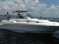 1994 Sea Ray 270 Sundancer Boat is located in St