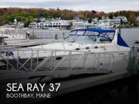 1994 Sea Ray 37 - Stock #081608 -