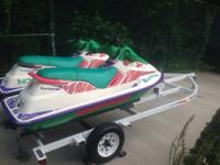 For sale! 2 1994 Seadoo Xp's. They both run terrific,