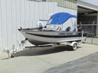 VERY CLEAN 1994 MODEL YEAR BOAT AND TRAILER, 2004 MODEL