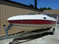 1994 STINGRAY 20' BOAT  *4.3 ALPHA ONE MERCRUISER