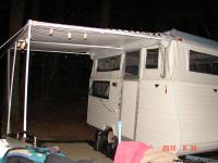 very nice brand new awning brand new cable dale