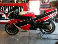1994 Suzuki GSX-R 7/11. Starting with a 1994 GSX-R 750