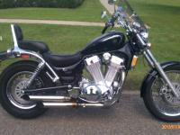 I currently have a 1994 Suzuki Intruder 1400 for sale.
