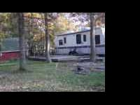 Details for1994 Terry Trailer wooded property RIVERBEND