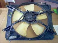1994 TOYOTA CAMERY 2.2 RIGHT & LEFT COOLING FANS $30.00