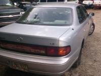 1994 TOYOTA CAMRY FOR PARTS GOOD 4 CYLINDERS ENGINE