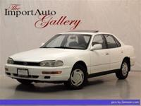 Options Included: AM/FM- This 1994 Toyota Camry 4dr 4dr