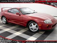 1994 TOYOTA SUPRA TURBO SUPER RARE AND HIGHLY SOUGHT
