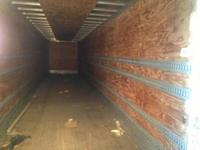 94' TRAILMOBILE TRACTOR TRAILER FOR SALE. 48 FT. IN