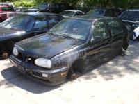 1994 VW Golf parts - check out our web site at the
