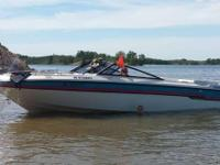 1994 Webbcraft 24 Boat is located in