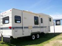 1994 Wilderness Fifth Wheel that was a local trade in